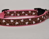 Medium Hearts Dog Collar