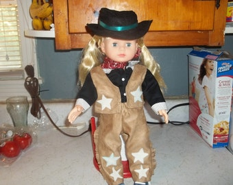 western doll clothes