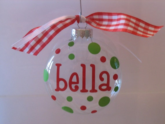 Personalized christmas ornaments for Customized photo christmas ornaments