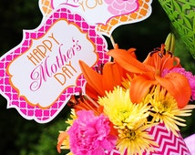 Mother's Day Decorations | Mother's Day Printables | Mother's Day Brunch | Mother's Day Lunch | Mother's Day Gift | Amanda's Parties To Go