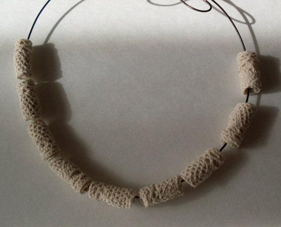 Paris Lace Textile Beads LJO Collection Beads We Ship Internationally