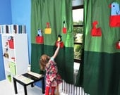Curtains for Kids - Tree of Birds - dgmart
