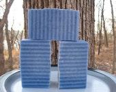 Light Blue Sky Soap - Handmade Soap - Cold Process Soap - Homemade Soap - LAST BAR