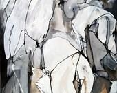 "Calico Series I - 8.5"" x 11"" Fine Art Print - SarahIntemann"