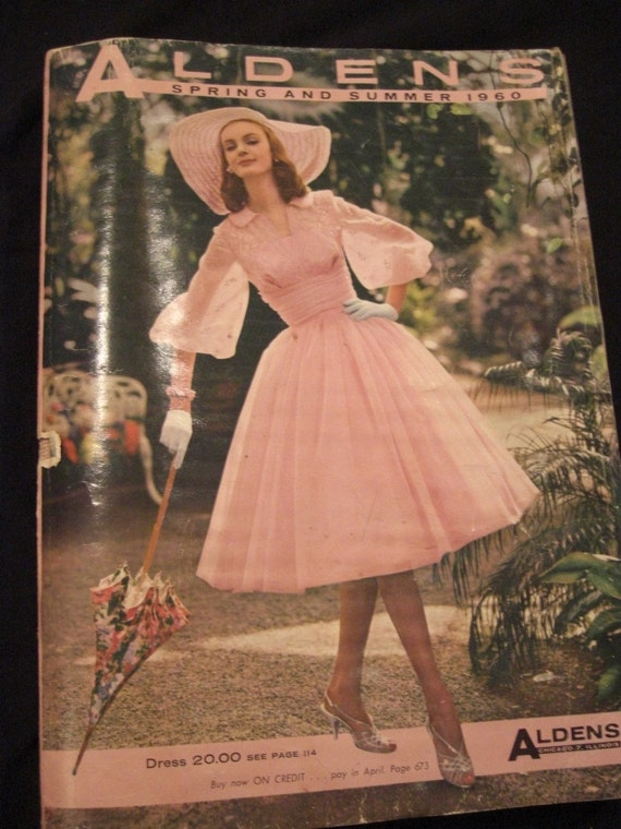Fashion mail order catalogs