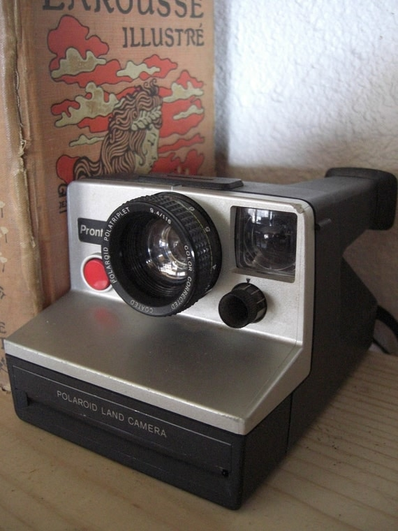 Vintage Polaroid Land Camera Pronto B