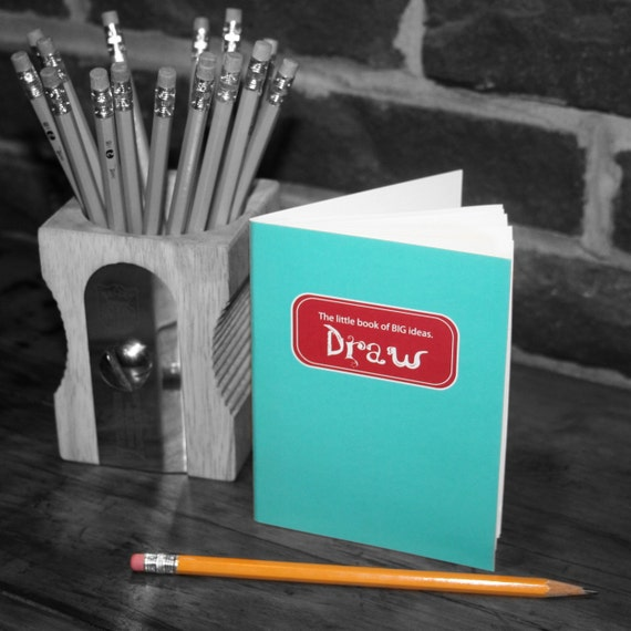 The little book of BIG ideas. Draw