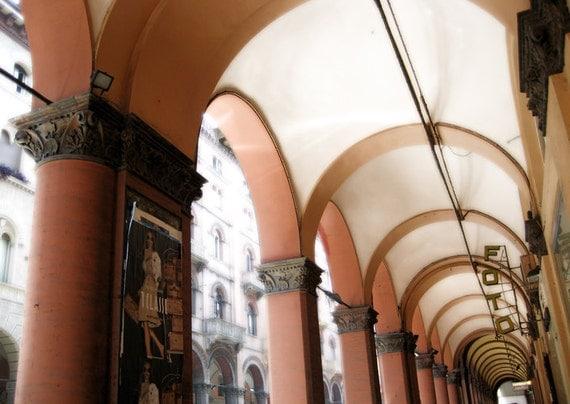 Bologna Arches 2 - 5x7 photo