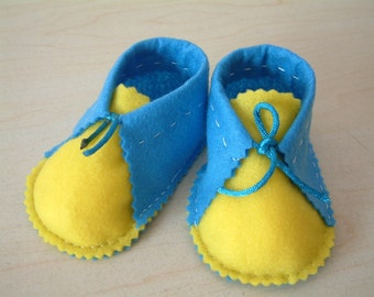Make Baby Shoes - Free Patterns And Tutorials - Page 1