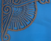 CLEARANCE Victorian Cornices in Antique Bronze 16 inch
