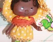 SALE....................Vintage Strawberry Shortcake Doll ORANGE BLOSSOM