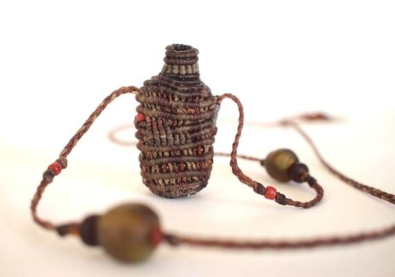 Gypsy Treasure Basket