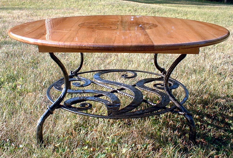 Art Nouveau Coffee Table