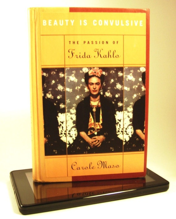 Frida Kahlo, Kindle Case, Cover, Kindle Fire, converts to a stand
