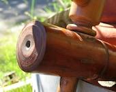 Wooden Barrel Spigot