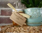 Honey Bourbon Jelly - 48 quarter-pint (4 ounce) jar wedding favors