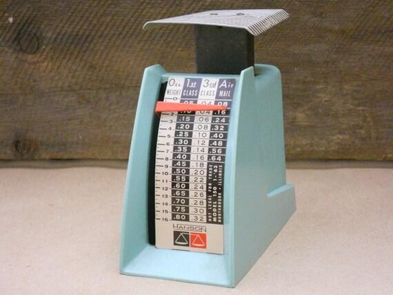 Vintage Postal Scale
