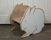 Vintage Childrens Bunny Chair