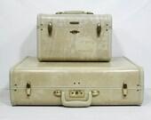 Pair of Samsonite Suitcases