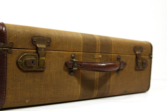Stripes and Tweed Case
