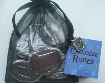 Runes Chocolate - Enchanted Magical Chocolate