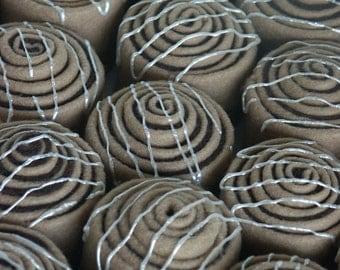 Felt Food Cinnamon Buns