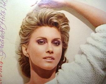 Vintage Vinyl 'Olivia's Greatest Hits Vol 3' Olivia Newton John album