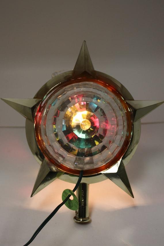 Vintage Bradford Celestial Star Motion Light By Cybersenora