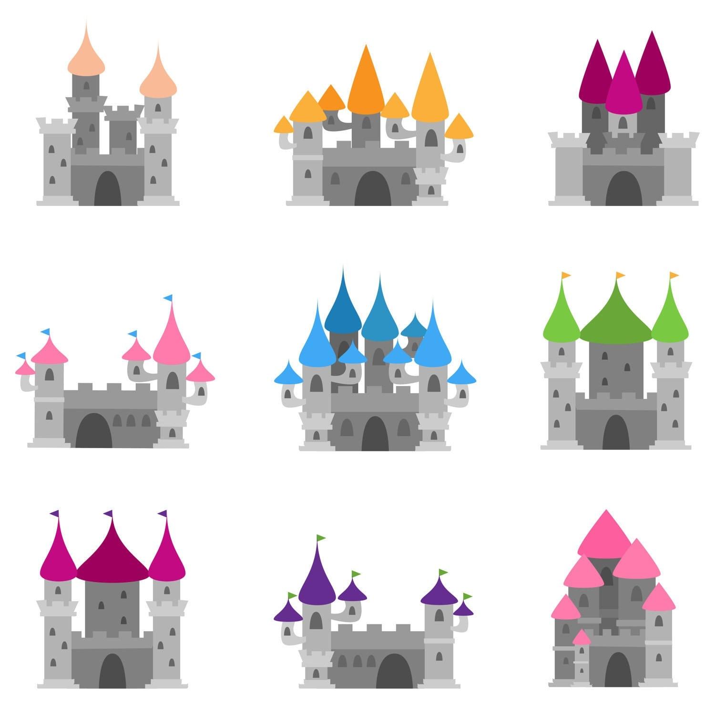 clipart disney castle - photo #20