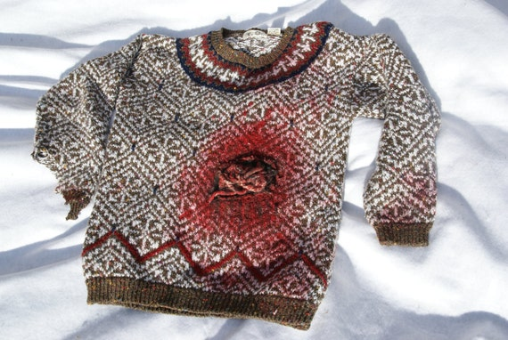 Zombie Cosby Sweater