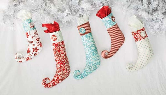 Twinkle Toes Stockings (Set of 5)