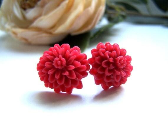 Mulberry Maybelle Stud Earrings