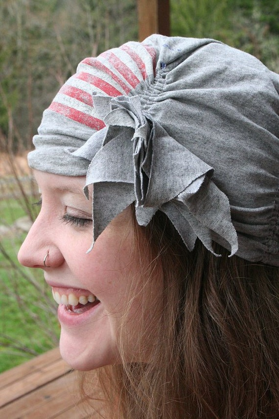 RESERVED... Betsy... Jersey Cloche Hat