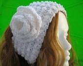 Crochet Earwarmer/ Headband Pattern , Super Easy Textured Ear warmer for Women (pdf pattern)