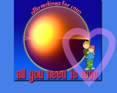 Unconditional Love Affirmations and Subliminal Pack