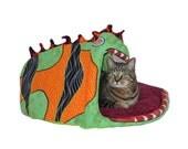 Cat Bed Funky Pet Bed  dog bed  pet furniture