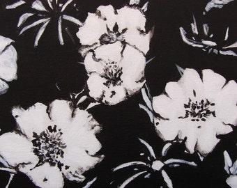 Acrylic Floral Painting No. 2 From Green Leaf Studios