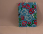 Duct Tape Card Holder (Peace)