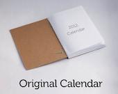 2012 Daily Calendar Planner - January - December 2012