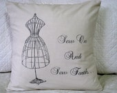 Sew On Pillow