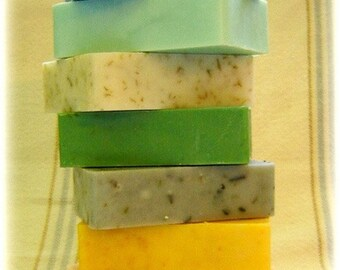 10 Bars of Soap -