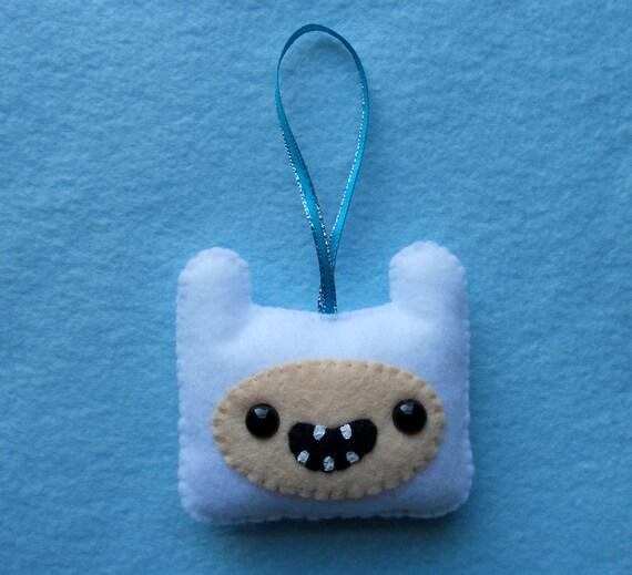 Finn Christmas Ornament - Made to Order