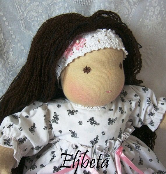 Waldorf doll Julia