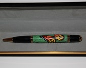 Butterfly Inlay Pen