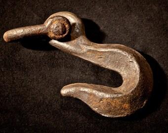 Old Hoist Hook
