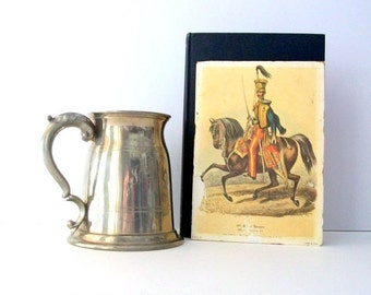 Pewter Eales Of Sheffield Tankard-Made In England