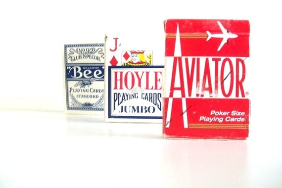 Vintage Collection Of Playing Cards