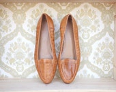 9 West Woven Loafers 7.5