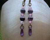 Lovely Lavender Earrings SALE