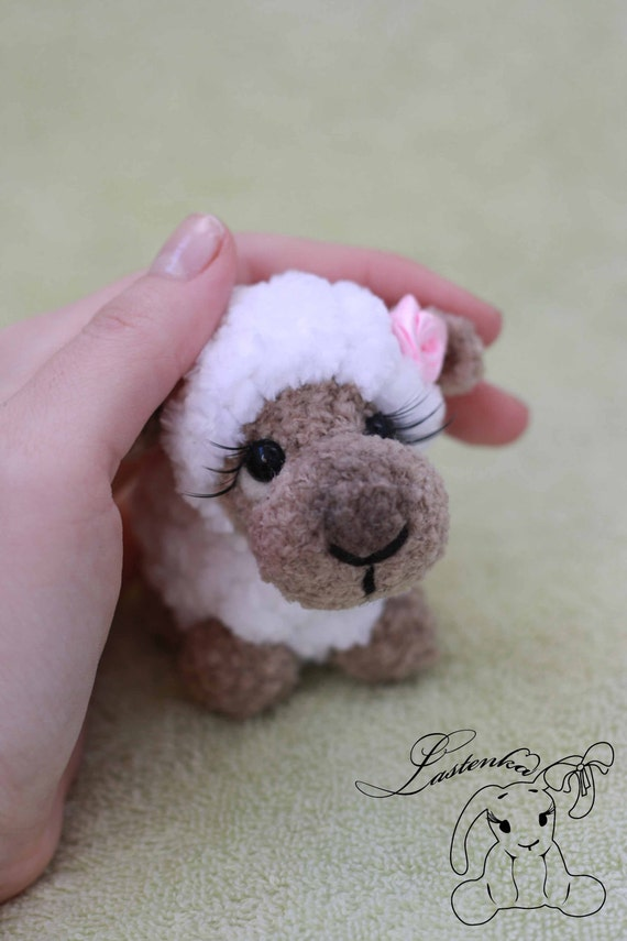 Genie Lamb (made to order)
